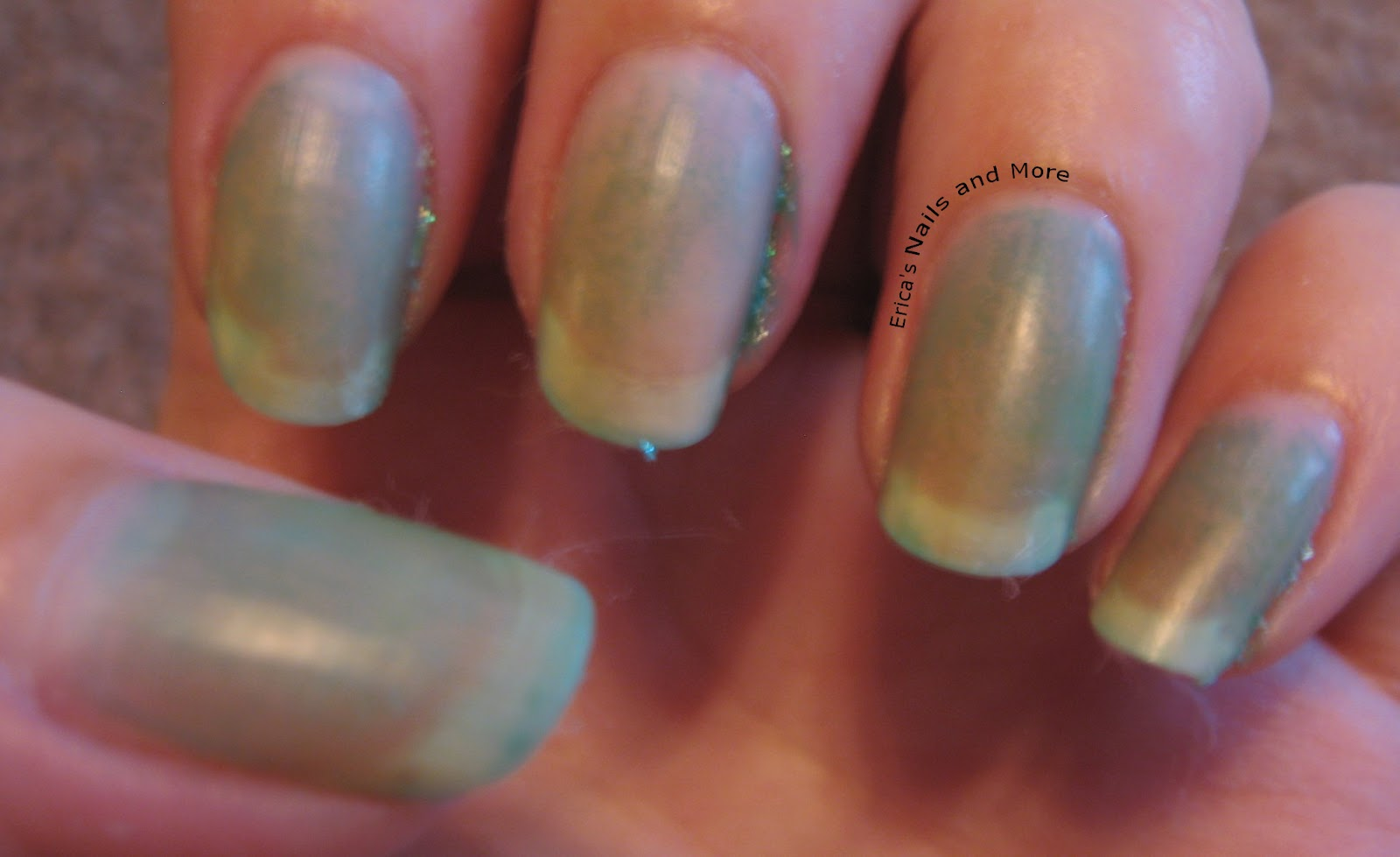 NOTD: L\'Oréal Mango-Get-Em   Erica\'s Nails and More
