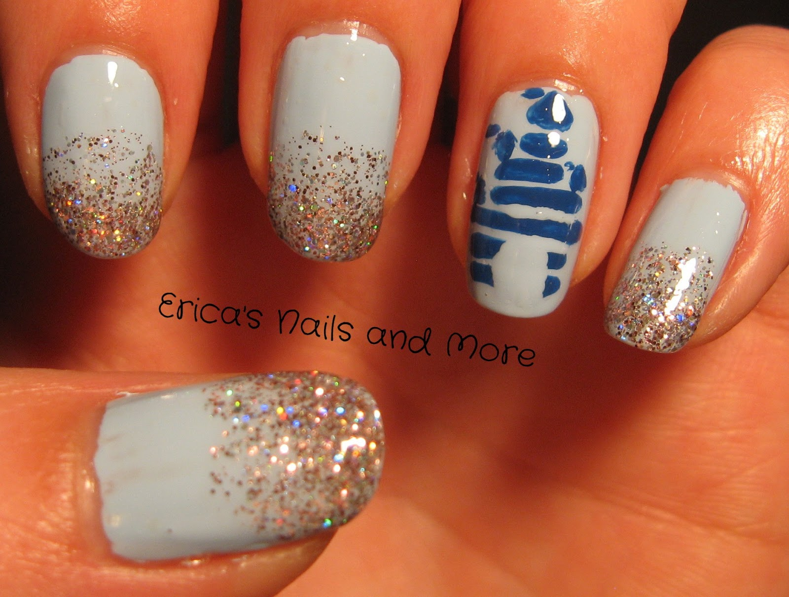 November Nail Art Challenge | Erica's Nails and More | Page 2