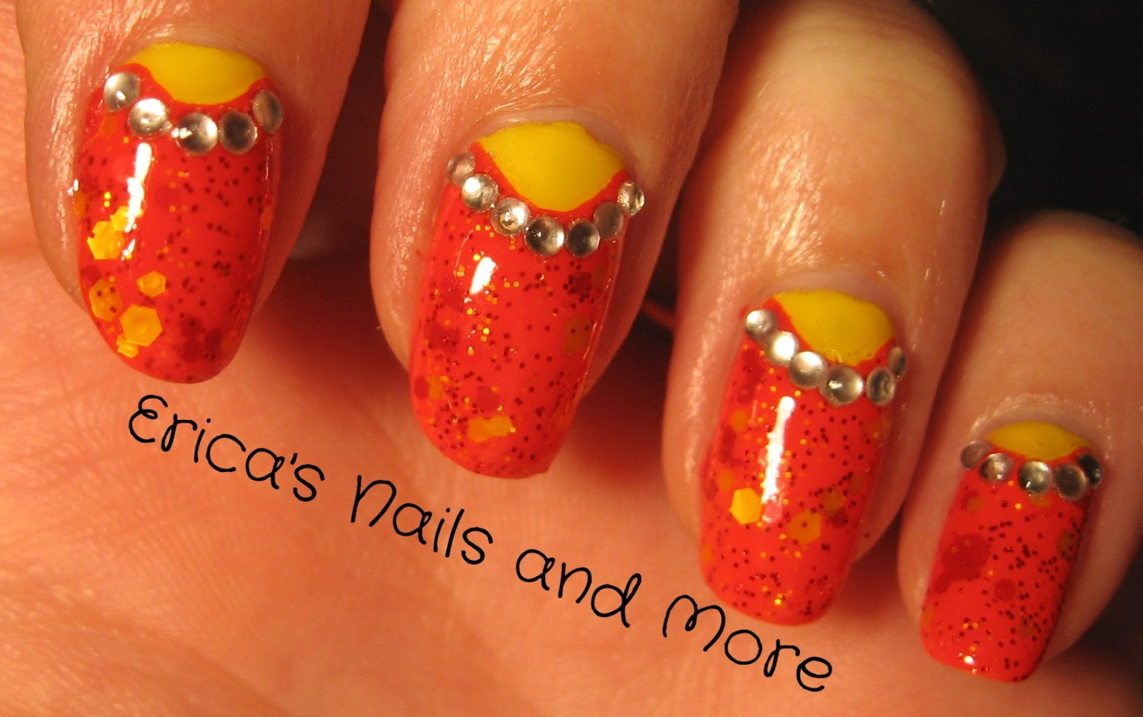 November Nail Art Challenge | Erica's Nails and More