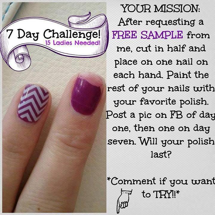 Jamberry vs. Nail Polish Survival Test | Erica\'s Nails and More